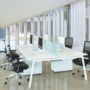 שולחנות מנהלים ועובדים מדגם VANO A