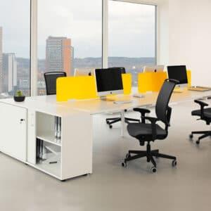 שולחנות מנהלים ועובדים מדגם VANO U