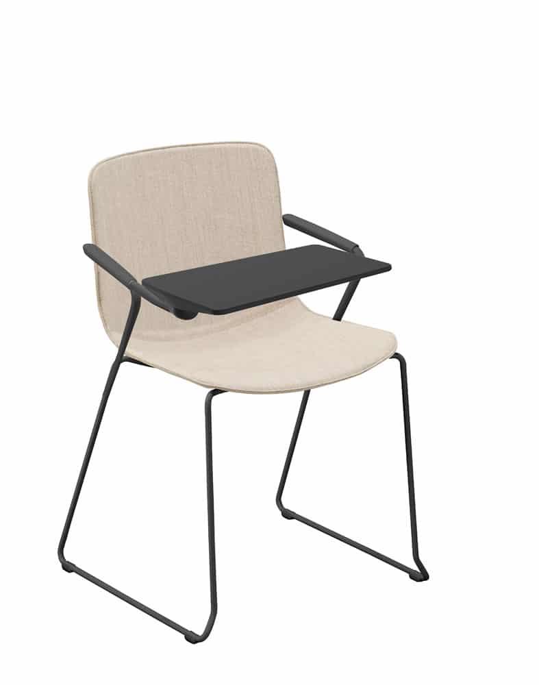 כסא אורח דגם MILOS ELLE