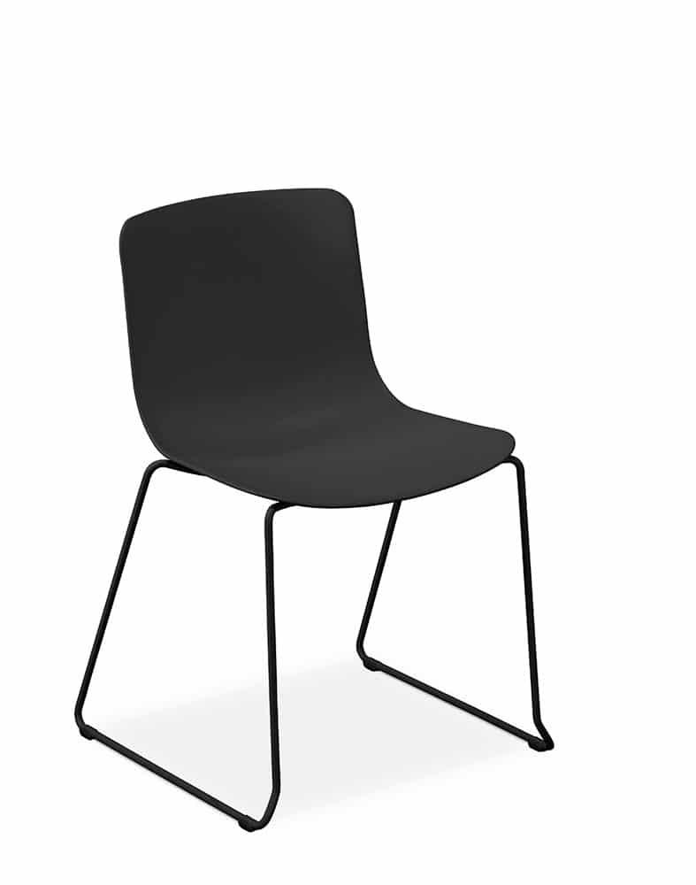 כסאות אורחים מדגם MILOS ELLE